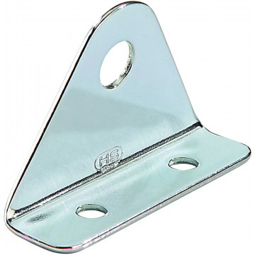 HS shroud chain plate, stainless steel