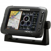 LOWRANCE HDS-7 Gen2 Touch Multifunktionsdisplay