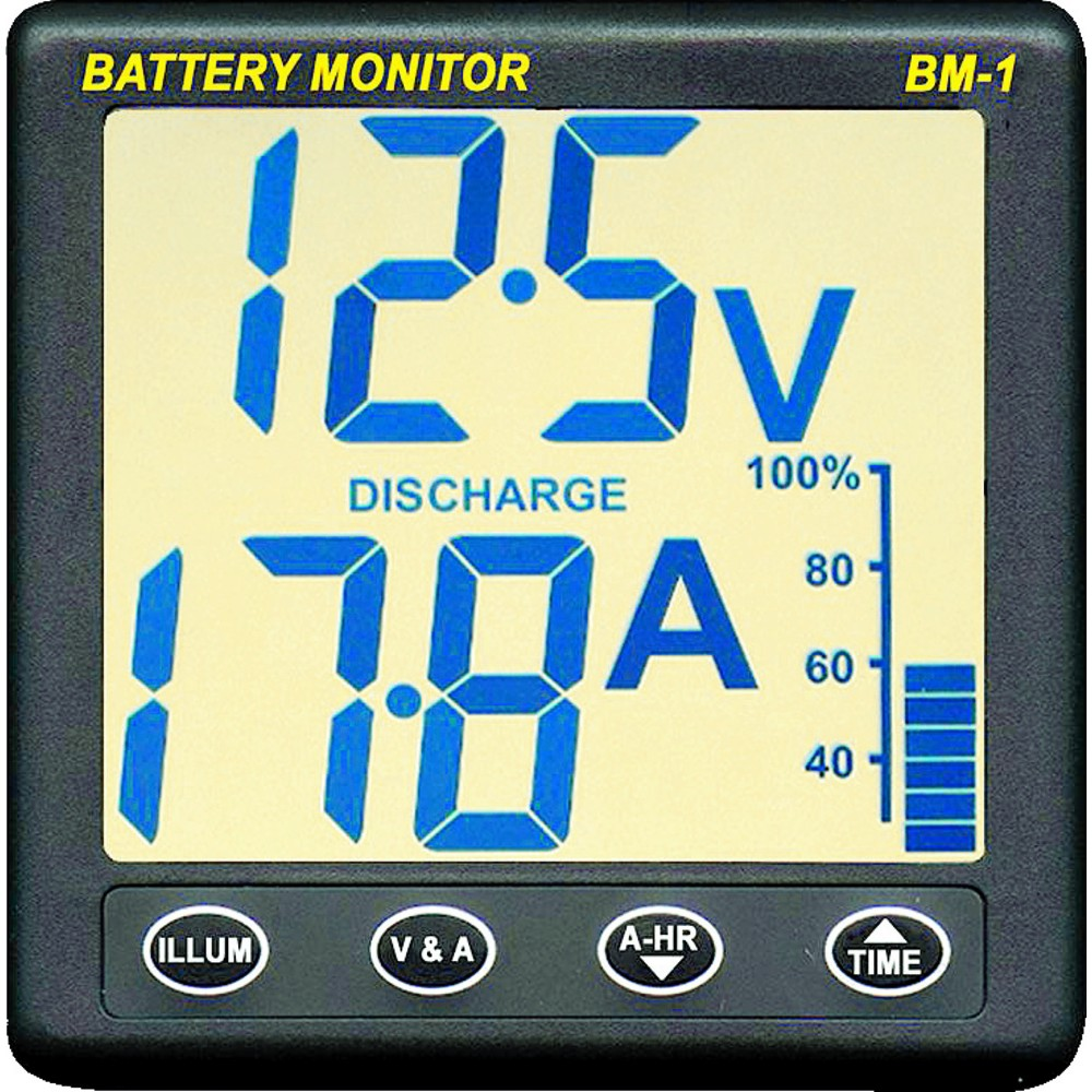 NASA battery monitor BM-1