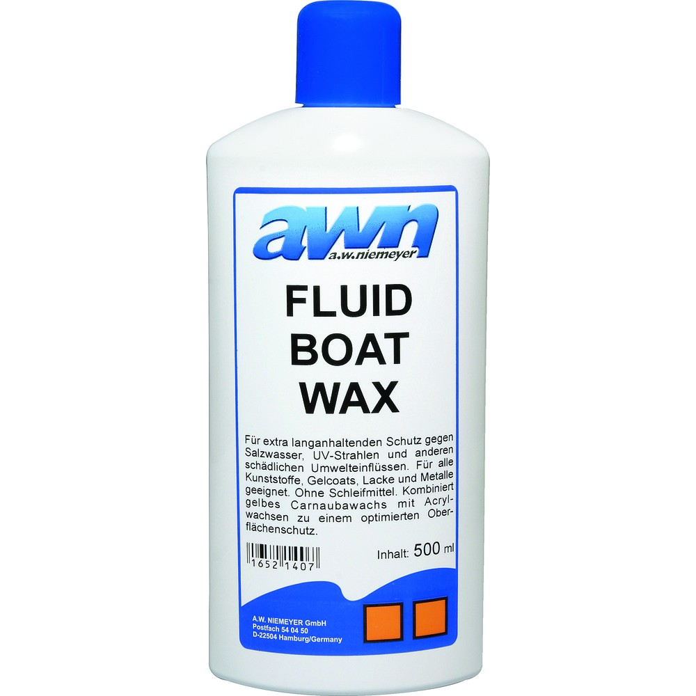 AWN Fluid Boat Wax 500ml