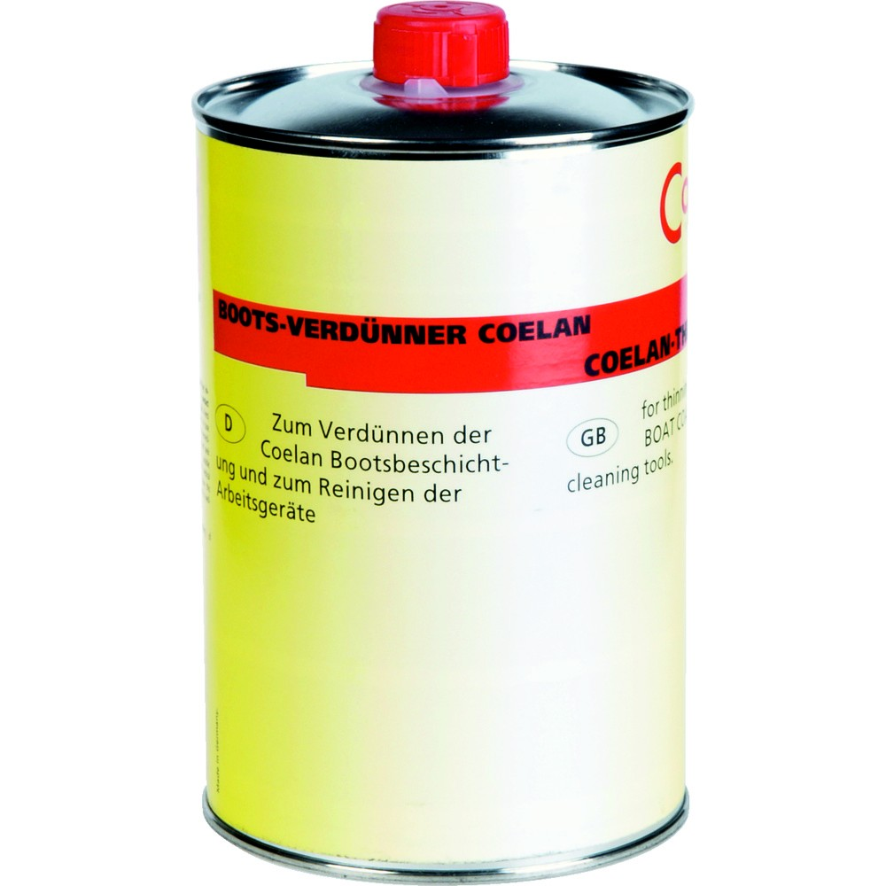 COELAN THINNER for Boat Coating 1L